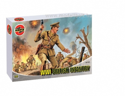 Airfix - WW.1 BRITISH INFANTRY