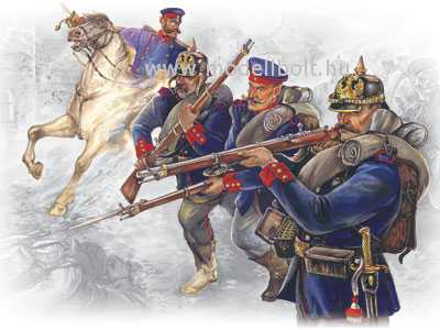 ICM - French-Prussian War / Prussian Line Infa