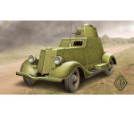 ACE 48109 - BA-20 light armored car,late prod.