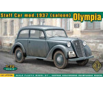ACE 72506 - Olympia (saloon) staff car, model 1937