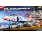 Academy 12232 - F-4B PHANTOM VF-111 SUNDOWNERS (MCP)