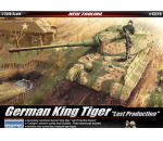 Academy 13229 - KINGTIGER LAST PRODUCTION