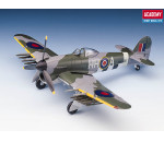 Academy 1664 - Hawker Typhoon