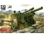 Afv Club 35191 - 105mm Howitzer M101 A1 Carriage M2 A2