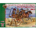 Alliance 72021 - Mounted Amazons (Set 2)