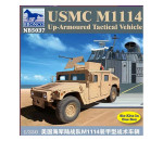 Bronco CB-NB5037 - USMC M-1114 Up-Armoured Vehicle (6 kits in one box)