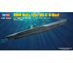 HobbyBoss 83505 - German Navy Type VII-C U-Boat