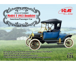 ICM 24001 - Model T 1913 Roadster, American Passenger Car