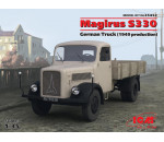 ICM 35452 - Magirus S330 German Truck (1949 production) (100% new molds