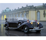 ICM 35533 - Mercedes-Benz Typ 770K (W150) Tourenwagen WWII German Leader