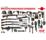 ICM 35678 - WWI German Infantry Weapon and Equipment
