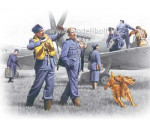 ICM 48081 - RAF Pilots and Ground Pers.(1939-45
