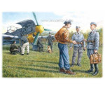 ICM 48082 - Luftwaffe Pilots and Gr.Pers.(39-45