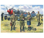 ICM 48084 - Soviet Air Force Pilots and Ground Perso