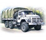 ICM 72811 - ZIL-131,Army Truck