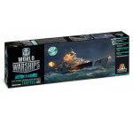 Italeri 46504 - German Battleship Tirpitz - World of Warships