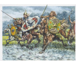 Italeri 6029 - CELTS CAVALRY   1/72 SCALE