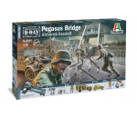 Italeri 6194 - Battleset: WWII PEGASUS BRIDGE - 100 Figures
