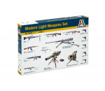 Italeri 6421 - MODERN LIGHT WEAPON SET