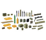 Italeri 6423 - MODERN BATTLE ACCESSORIES
