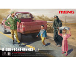 MENG-Model HS-0011 - Middle Easterns in the Street