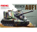 MENG-Model TS-004 - French AUF1 155mm Self-propelled Howitze