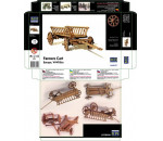 MasterBox 3537 - Farmers Cart Europe WWII