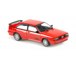 Maxichamps 940019420 - AUDI QUATTRO - 1981 - RED