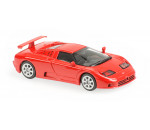 Maxichamps 940102111 - BUGATTI EB 110 - 1994 - RED