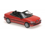 Maxichamps 940112830 - PEUGEOT 306 CABRIOLET - 1998 - RED