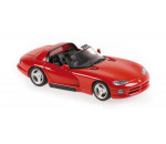 Maxichamps 940144030 - DODGE VIPER ROADSTER - 1993 - RED