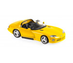 Maxichamps 940144031 - DODGE VIPER ROADSTER - 1993 - YELLOW