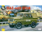 Military Wheels 3507 - UAZ-469 SFOR