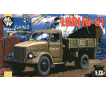 Military Wheels 7216 - Lublin 51 on the GAZ-51