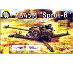 Military Wheels 7231 - 2A45M ''Sprut-B'' anti tunk gun
