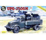 Military Wheels 7235 - UPG-250GM on the GAZ-51