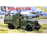 Military Wheels 7238 - PSG-65/130B on the GAZ-51