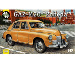 Military Wheels 7248 - GAZ-M20 Pobeda Soviet car