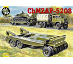 Military Wheels 7260 - ChMZAP-5208 trailer