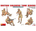 MiniArt 35071 - British Soldiers Tank Riders