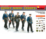 MiniArt 35094 - Soviet Naval Troops, Special Edition