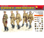 MiniArt 35108 - Soviet Infantry Special Edition