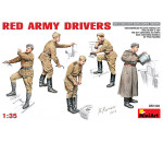 MiniArt 35144 - Red Army Drivers