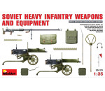 MiniArt 35170 - Soviet Heavy Infantry Weapons &Equipment