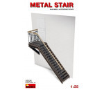 MiniArt 35525 - Metalltreppe