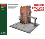 MiniArt 36053 - Ruined Factory w/Base