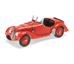 Minichamps 155025031 - BMW 328 - 1936 - RED
