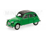 Minichamps 400111501 - CITROREN 2CV - 1980 - GREEN