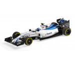 Minichamps 417150177 - WILLIAMS MARTINI RACING MERCEDES FW37 - VALTTERI BOTTAS - AB