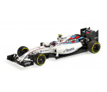 Minichamps 417160077 - WILLIAMS MARTINI RACING MERCEDES FW38 - VALTTERI BOTTAS - 20